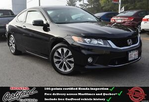 2013 Honda Accord EX Power Seat, Heated Seats, Sunroof !!