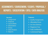 Affordable Assignment,Dissertation, Nursing, Essay,Coursework, Business, Thesis,IT, Hospitality HELP