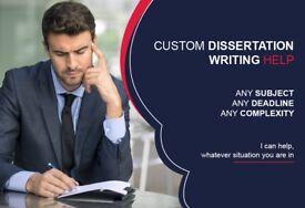 EXPERT HELP - DISSERTATION / ASSIGNMENT / PROPOSAL / ESSAY /MATLAB/ SPSS/WRITING-PROOFREAD & EDITING