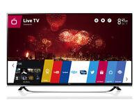 "LG 49"" 4K 3D TV 49UF8507 WebOS 2.0 w/ IPS Panel, Digital Freeview & Harman/Kardon audio calibration"
