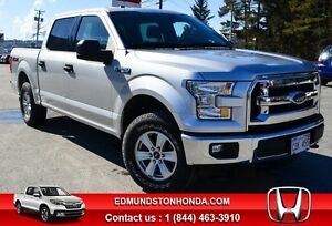 2015 Ford F-150 XLT 4WD! V8, 5.0L - 385hp! Certified! Very Low M