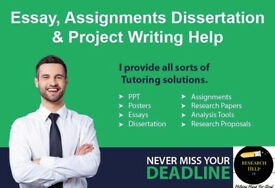 ⭐⭐⭐⭐⭐£30/1000words-Assignment Writer/Dissertation/Programming/Nursing/HND/Engineering/HNC/SPSS- Help