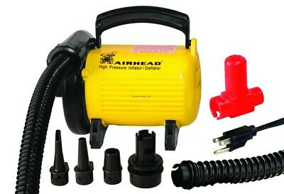 Kwik Tek Airhead Portable Air Pump High Output Canister 120 Volts (Airhead Ahp 120 Air Pump 120 Volt)