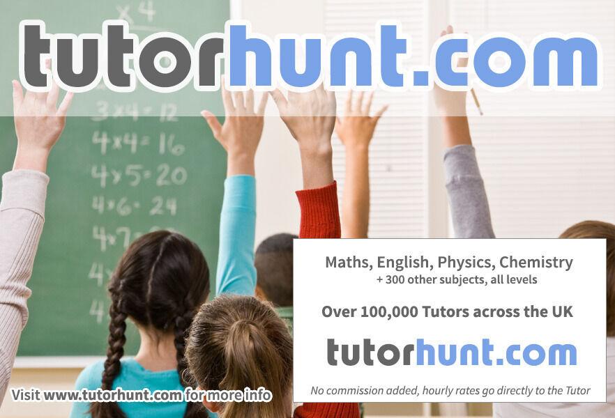 Tutor Hunt Bath - UK's Largest Tuition Site- Maths,English,Science,Physics,Chemistry,Biology