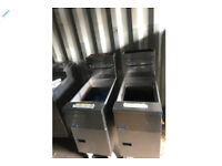 Commercial Pitco Fryers (x2)