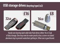 External Computer Memory Stick Dongle 16gb (waterproof design)