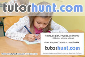 Tutor Hunt Gloucester Road - UK's Largest Tuition Site- Maths,English,Physics,Chemistry,Biology