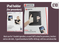 Griffin AirStrap for iPads (allows single handed operation of the iPad)