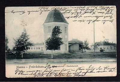 103943 AK Hamina Fredrikshamn 1903 Bauhantorni Fredstornet