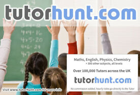 Tutor Hunt Sloane Square -UK's Largest Tuition Site- Maths,English,Science,Physics,Chemistry,Biology