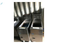 Commercial Pitco SG14s Gas Fryer