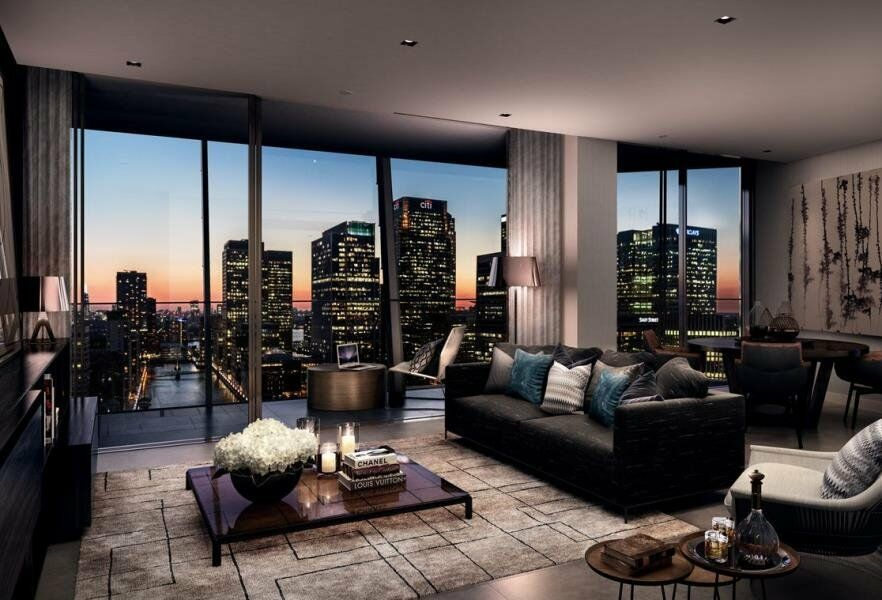 LUXURY BRAND NEW DOLLAR BAY POINT STUDIO SUITE E14 CANARY WHARF SOUTH QUAY HERON CROSSHARBOUR