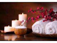 Body Massage Therapies- Aroma Therapy, Hot Stones, Indian Head & Swedish