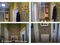 M. Johnson. Professional interior, Exterior decoration Painter & decorator