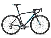 Giant TCR Advanced SL0 - top of the range bike with Dura Ace Di2 & Mavic Exalith SL Wheels