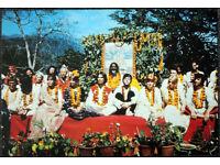 "The Beatles Rishikesh India 13x19/""  Photo Print"