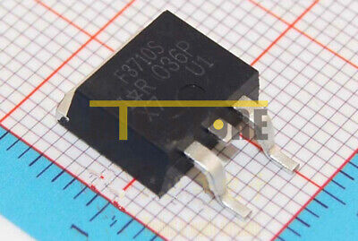 10pcs Irf3710s F3710s Smd Power Mosfet 57a 100v To-263