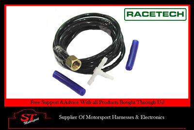 Racetech Mechanical Boost Pressure Gauge Installation Kit