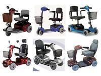 Wanted Mobility Scooters or Electric Wheelchairs