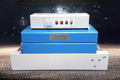 Ce Thermal Heat Shrink Packaging Machine Tunnels For Pp Pof Pvc E 220v 50hz