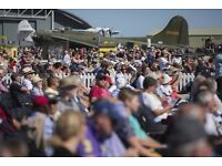 Duxford Airshow Ticket (Adult-Single) - Saturday, 27 May-17