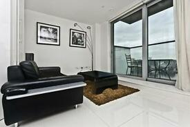 Studio flat in Pan Peninsula, Canary Wharf, E14