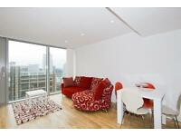 1 bedroom flat in Landmark East Tower, E14