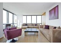 2 bedroom flat in No.1 West India Quay, E14