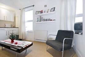 1 bedroom fully furnished neutrally decorated flat in Clapham