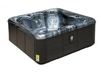 Platinum Spa Happy Hot Tub BRAND NEW 2 YEAR WARRANTY £300 off marked price