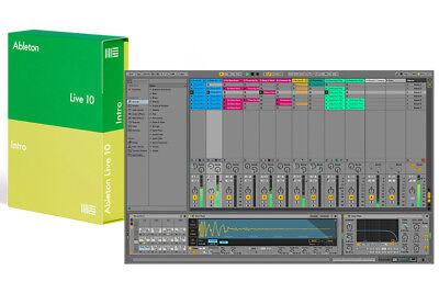 Ableton Live 10 Intro Daw Software Descargar