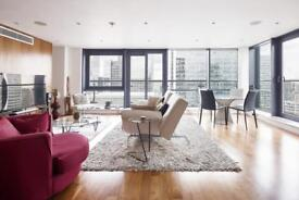 3 bedroom flat in Discovery Dock, Canary Wharf, E14