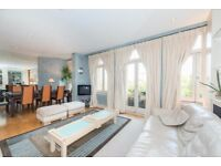 MAIDA VALE**GORGEOUS TWO BED TWO BATH FLAT FOR LONG LET**BALCONY**PORTER**LIFT**CALL TO VIEW