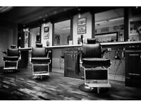 Barbers wanted. Busy barbershop est.2007. Full or part time available. OTE £24k pa.