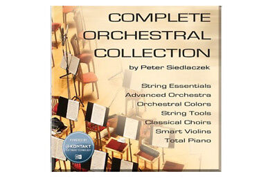 Best Service Complete Orchestral (Best Service Complete Orchestral Collection)