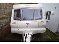 2000 BAILEY PAGEANT IMPERIAL 2 BERTH £2950 great condition, loads of extras, ready to roll