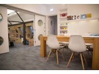 Large Space in Architect-Designed Offices