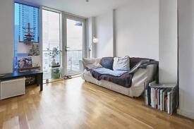 Studio flat in Ability Place, Canary Wharf, E14