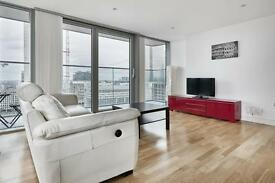 2 bedroom flat in Landmark East Tower, Canary Wharf, E14