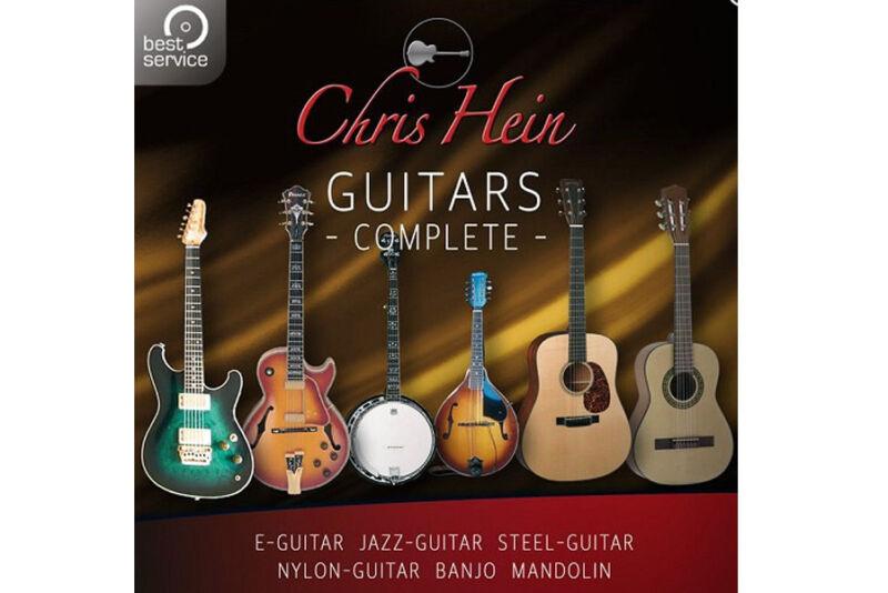 Best Service Chris Hein Guitars software download