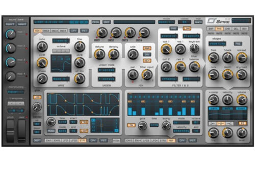 Reveal Sound Spire - Synthesizer, synth software download
