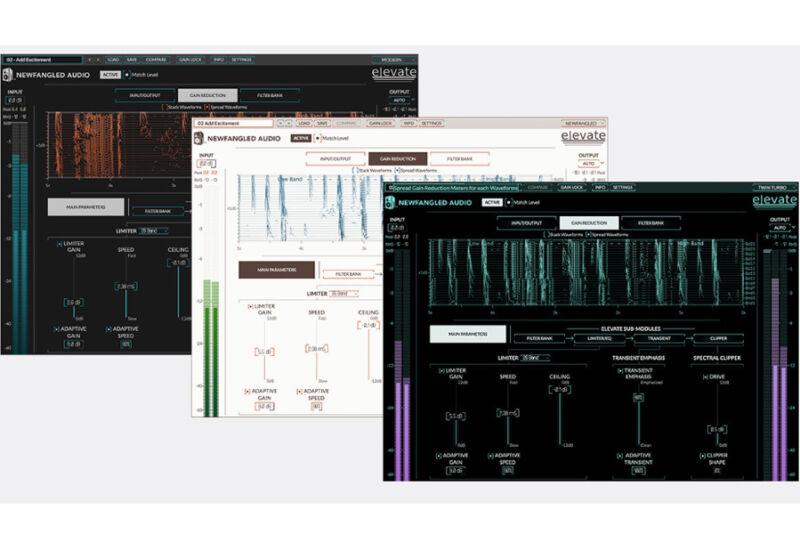 Newfangled Elevate Mastering Bundle, Eventide software download
