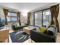 2 bedroom flat in Discovery Dock Apartments, Canary Wharf, E14