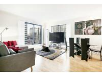 2 bedroom flat in Short Let, Canary Wharf, E14