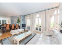 LARGE TWO BEDROOM TWO BATHROOM FLAT FOR LONG LET**AVAILABLE IMMEDIATELY**MAIDA VALE**CALL TO VIEW