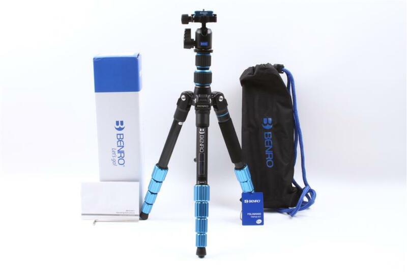 Used Benro Slim Travel kit - Aluminum (FSL09AN00)