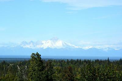 5 ACRES WITH OCEAN AND MOUNTAIN VIEWS NEAR HOMER WITH EZ BUYERS TERMS-NO QUALIFY