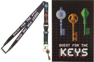 Player Lanyard (Licensed Ready Player One