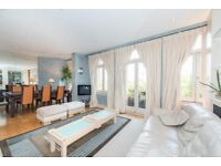 Two bedroom super luxury apartment near Edgware Road ( Two bathrooms and two balconies )