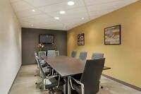 A Variety of Meeting Rooms By the Day or Hour-Come To Regus!